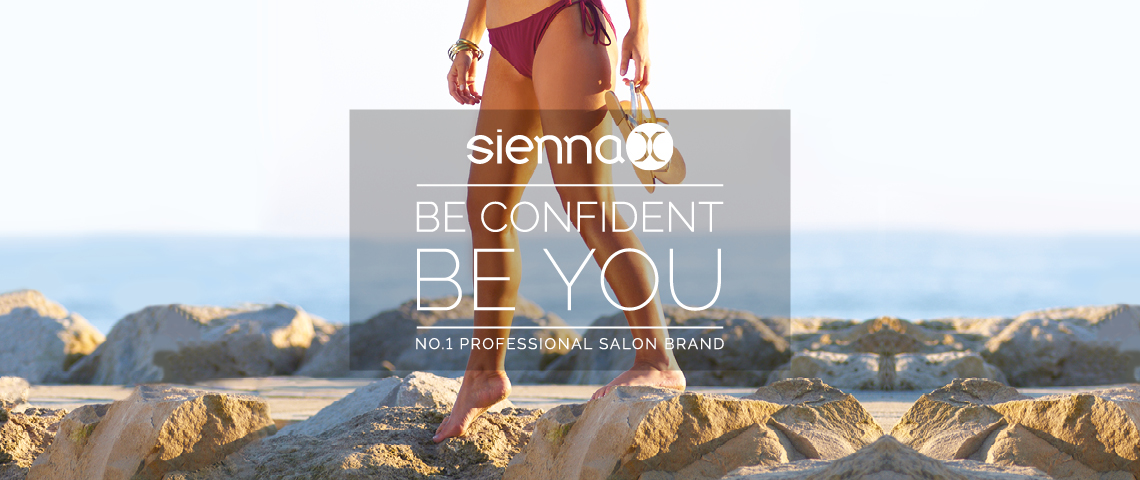 Sienna X Professional Spray Tan